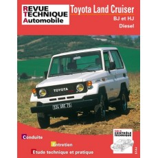 RTA 019.2 TOYOTA LANDCRUISER I (J40) (1975 à 1986)