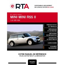 E-RTA Mini Mini II BREAK 4 portes de 11/2007 à 12/2010