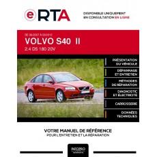E-RTA Volvo S40 II BERLINE 4 portes de 06/2007 à 03/2012