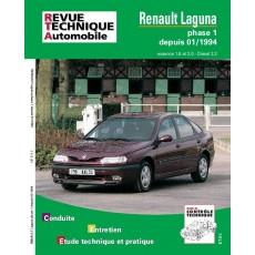 RTA 574.2 RENAULT LAGUNA - Version Numérique