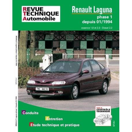 RENAULT LAGUNA PHASE 1
