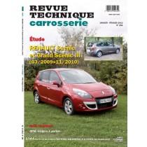 RTC RENAULT SCENIC ET GD SCENIC III 03/09 11/10