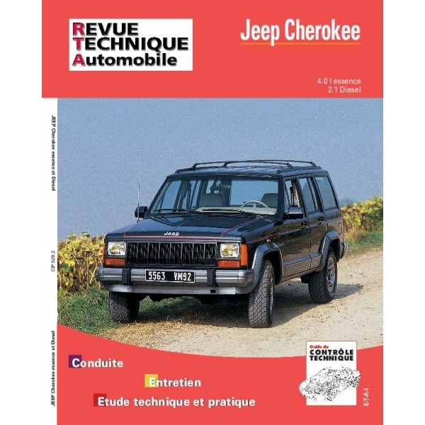 fiche technique jeep xj cherokee 2 5td long autoweb france. Black Bedroom Furniture Sets. Home Design Ideas