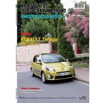 RTC RENAULT TWINGO II 06/2007