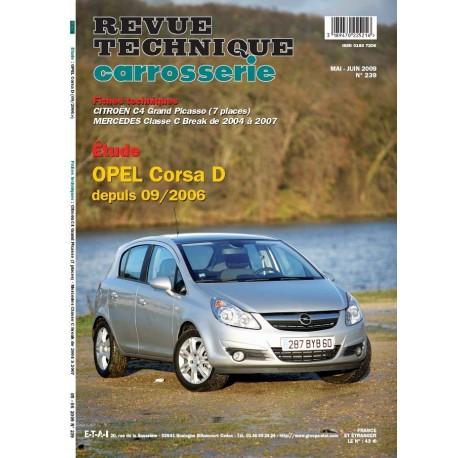RTC OPEL CORSA D