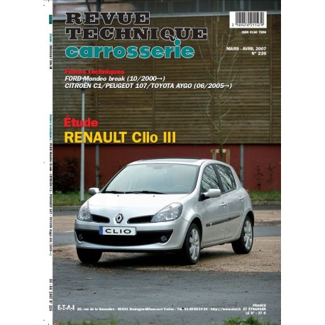 RTC RENAULT CLIO III