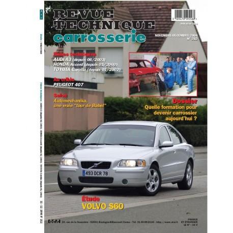 RTC VOLVO S60