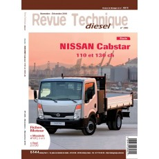 RTD 286 NISSAN CABSTAR