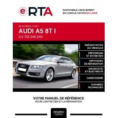 E-RTA Audi A5 I HAYON 5 portes de 07/2009 à 11/2011