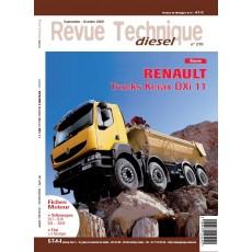 RTD 279 TRUCKS KERAX DXI