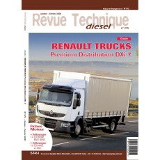RTD 275 RENAULT TRUCKS