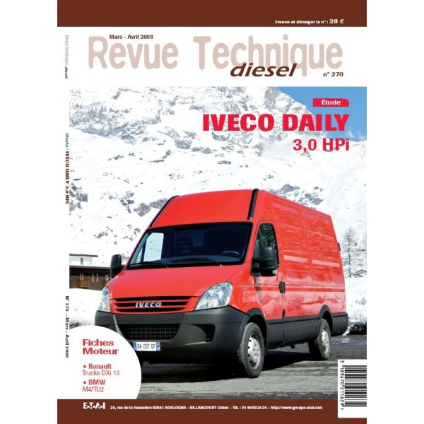 RTD IVECO DAILY