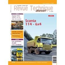 RTD 255 SCANIA 114 6X4