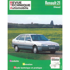 RTA 487.6 RENAULT 21 D