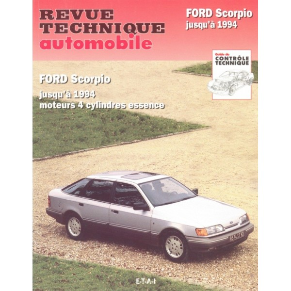 Revue Technique Ford scorpio