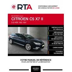 E-RTA Citroen C5 II BREAK 5 portes de 06/2008 à ce jour