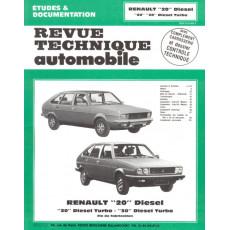 RTA 409.4 RENAULT R20 (1975 à 1984)