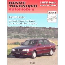 RTA 535.3 LANCIA DEDRA E/D