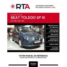 E-RTA Seat Toledo III HAYON 5 portes de 09/2004 à 05/2009