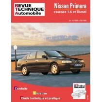RTA 626.1 NISSAN PRIMERA ESSENCE 1.6 ET TD DEPUIS 96 - Version Numérique