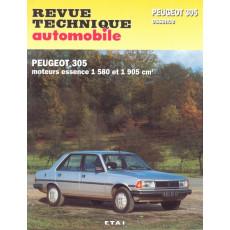 RTA 441.5 PEUGEOT 305 (1982 à 1989)