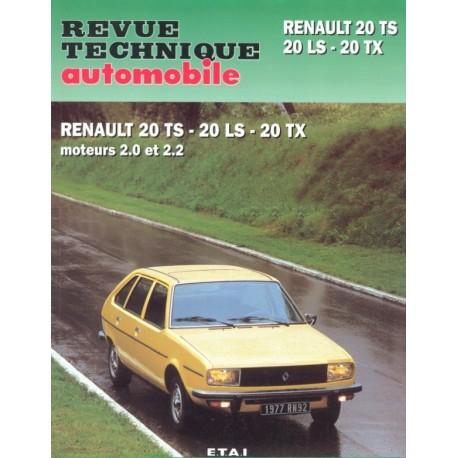 Arrêt RTA 377.6 RENAULT R20 (1975 à 1984)