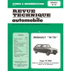 RTA 339.2 RENAULT R16 (1968 à 1980)