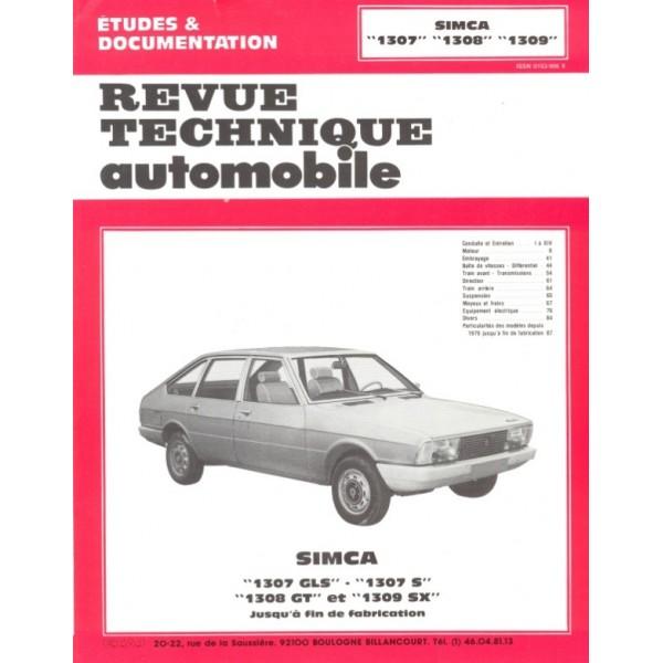 RTA 355.3 SIMCA 1307/1309