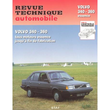 RTA 416.6 VOLVO 340 (1976 à 1991)