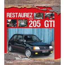 Guide Technique Peugeot 205 GTi