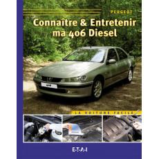 Guide Technique Entretien Peugeot 406 Diesel