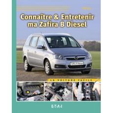 Connaitre & Entretenir Ma Zafira Diesel