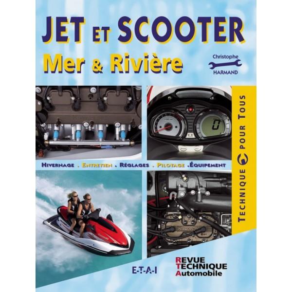 Jet et scooter, mer &; riviere