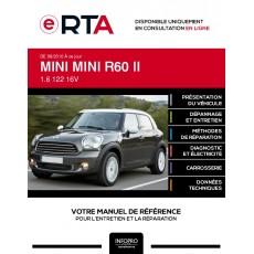 E-RTA Mini Mini II HAYON 5 portes de 08/2010 à ce jour