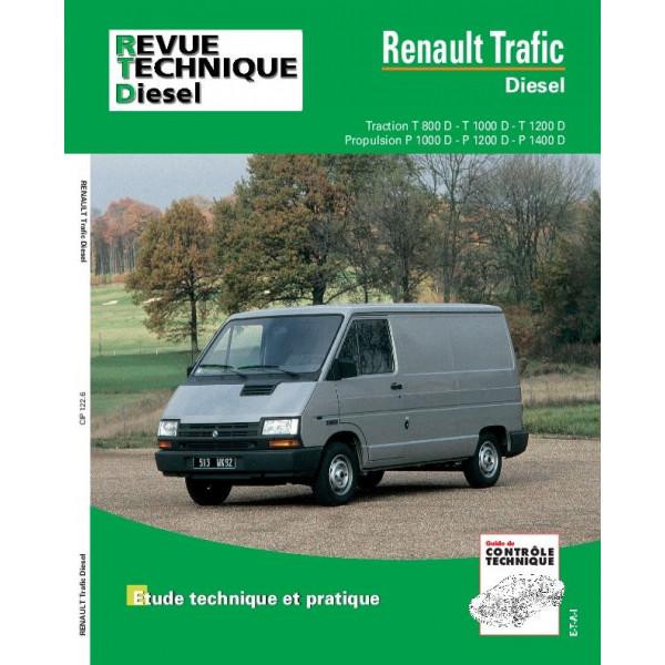 Revue Technique Renault trafic