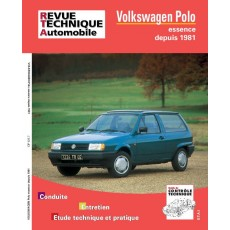 RTA 425.7 VOLKSWAGEN POLO COUPE II Phase 1 (80/86C) (1980 à 1992)
