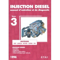 INJECTION DIESEL - TOME 3