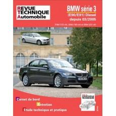 RTA B712.5 BMW (E90/E91) (2005 à 2008)