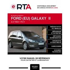 E-RTA Ford (eu) Galaxy II MONOSPACE 5 portes de 03/2010 à 09/2015