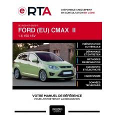 E-RTA Ford (eu) Cmax II MONOSPACE 5 portes de 09/2010 à 09/2015