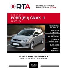 E-RTA Ford (eu) Cmax II MONOSPACE 5 portes de 09/2010 à 10/2015