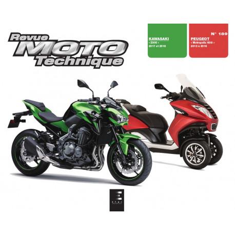 RMT 189 Metropolis (2013-2016) + Z900 (2017-2018)