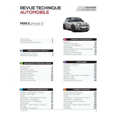 RTA Mini II Phase 2 (1.6D 90 et 112ch)
