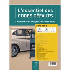 L'essentiel des codes défauts - Hors série PSA