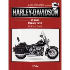 HARLEY/BUELL DEPUIS 1945