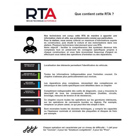 Contenu RTA