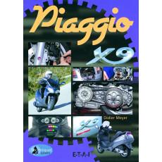 PIAGGIO X9