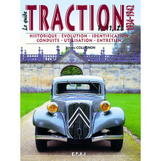 "Collection ""Le guide"" : Citroën Traction"