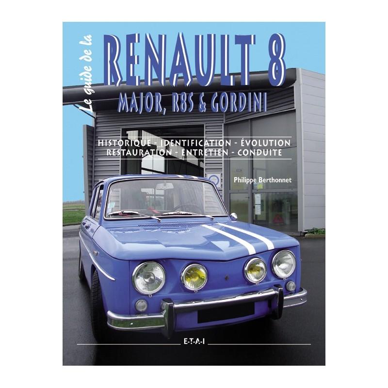 renault 8 major et gordini revue technique auto. Black Bedroom Furniture Sets. Home Design Ideas