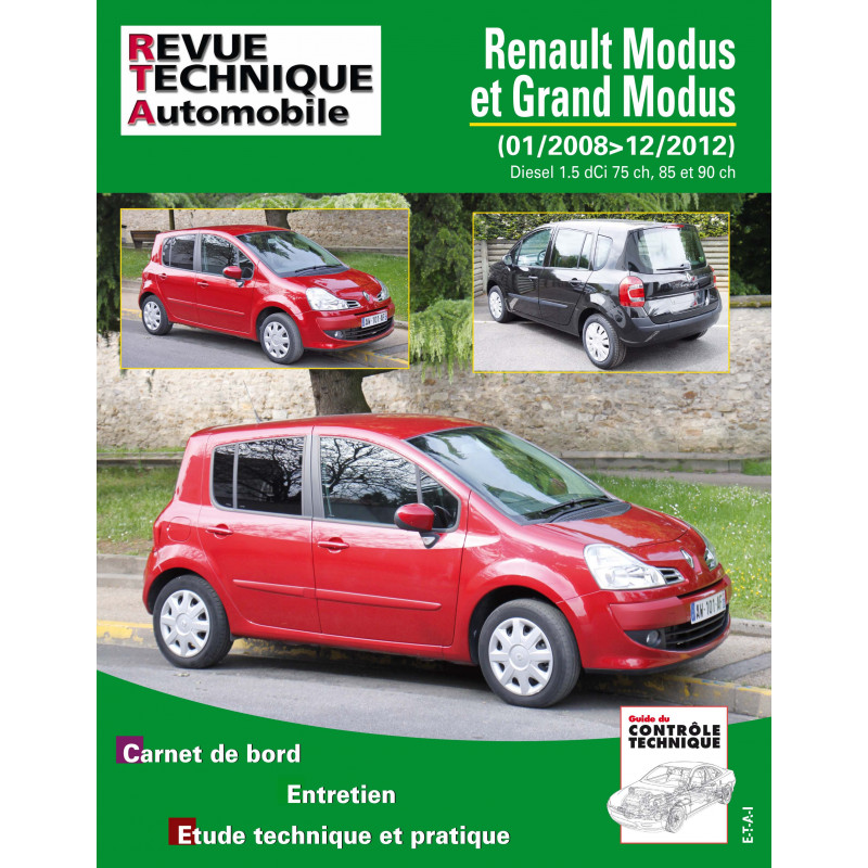revue technique automobile renault site officiel rta par html autos weblog. Black Bedroom Furniture Sets. Home Design Ideas